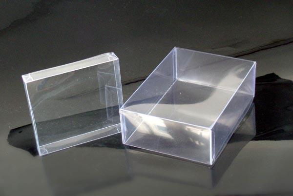 Прозрачного пластика своими руками
